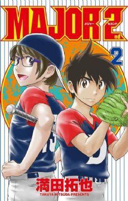 棒球大联盟2nd第二季(连载08集)