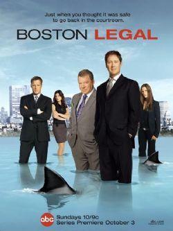 波士顿法律 第一季/律师风云第一季