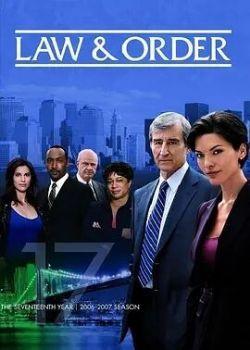 法律与秩序第十七季(连载09集)