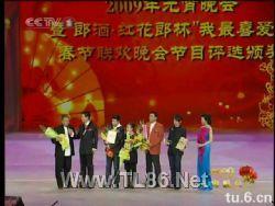 2009年中央���_元宵晚��
